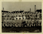 112th Ordnance Company photograph
