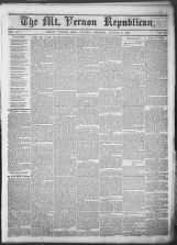 Mt. Vernon Republican (Mount Vernon, Ohio : 1854), 1858-08-03