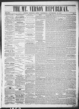 Mt. Vernon Republican (Mount Vernon, Ohio : 1854), 1860-11-29