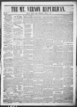 Mt. Vernon Republican (Mount Vernon, Ohio : 1854), 1861-03-07