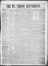 Mt. Vernon Republican (Mount Vernon, Ohio : 1854), 1861-08-01