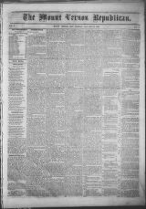 Mt. Vernon Republican (Mount Vernon, Ohio : 1854), 1864-01-12