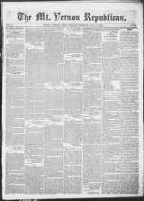 Mt. Vernon Republican (Mount Vernon, Ohio : 1854), 1856-07-01