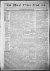 Mt. Vernon Republican (Mount Vernon, Ohio : 1854), 1864-06-28