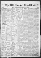 Mt. Vernon Republican (Mount Vernon, Ohio : 1854), 1856-07-22