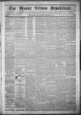 Mt. Vernon Republican (Mount Vernon, Ohio : 1854), 1864-10-25