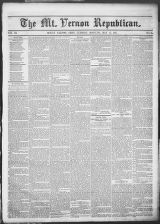 Mt. Vernon Republican (Mount Vernon, Ohio : 1854), 1857-05-12