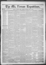 Mt. Vernon Republican (Mount Vernon, Ohio : 1854), 1857-05-19