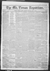 Mt. Vernon Republican (Mount Vernon, Ohio : 1854), 1857-07-07