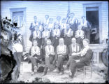 Fraternal organization photograph