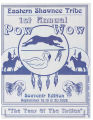 Eastern Shawnee Tribe Pow Wow Program 1992