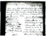 1822 July 27 Shawanoese Annuity...