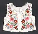 1. Ladies Embroidered Vest Front