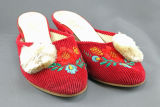 Embroidered Shoes B view pair