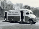 Wayne County Public Library Bookmobile