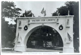 Shreve World War I Victory Arch Photograph