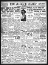 The Alliance review and leader. (Alliance, Ohio), 1916-02-09