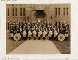 American Legion Post 113 Drum and Bugle Corps photograph