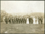 Wedding on Athens Asylum Grounds