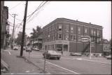 Campbell Block in Athens in the 1970s