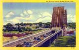 Charles Berry Memorial Bridge postcard