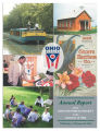 Annual report of the Ohio Historical Society to the Governor of Ohio.