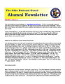 Ohio National Guard alumni newsletter