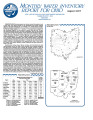 Page 2 Monthly water inventory report for Ohio