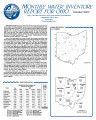 Page 4 Monthly water inventory report for Ohio
