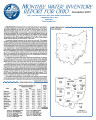 Page 6 Monthly water inventory report for Ohio