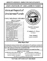 Ohio Division of Unclaimed Funds ... annual report of unclaimed funds.