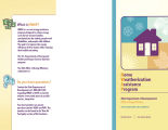 Home Weatherization Assistance Program
