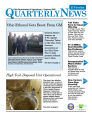 Ohio Department of Agriculture quarterly news