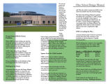 Ohio school design manual