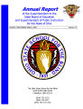 Annual report of the Superintendent to the State Board of Eduction and Superintendent of Public...