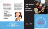 Understanding least restrictive environment LRE, an information guide for parents of preschoolers...