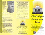 Ohio's open government laws