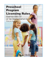 Preschool program licensing rules : chapter 3301-37 of the Administrative Code : effective July 1,...