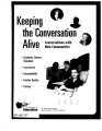 Keeping the conversation alive : conversations with Ohio communities : academic content standards,...