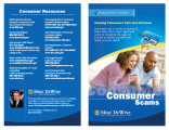 Consumer scams keeping consumers safe and informed.