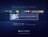 Program Law Enforcement Conference 2011 : October 13-14, 2011, Hyatt Regency, Columbus.