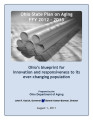 Ohio state plan on aging, FFY 2012- 2013 : Ohio's blueprint for innovation and responsiveness to...