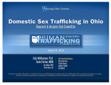 Domestic sex trafficking in Ohio