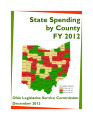 State spending by county
