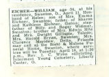 The Obituary of William Eichner