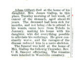 The Obituary of Adam Gilbert