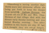 The Obituary of Andrew Hermon
