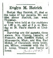 Evelyn M. Hetrick