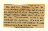 Obituary of Maggie Banky