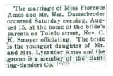 Damschroder-Ames Wedding